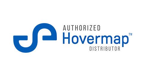 Authorised Hovermap Distributor badge