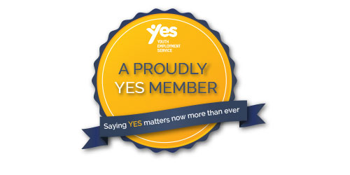 Youth Employment Service (YES) Member Badge